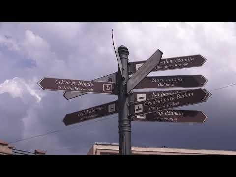 Cap compas: Serbia