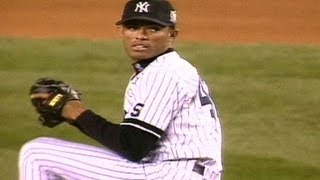 1999 WS Gm4: Mariano Rivera gets save in clincher