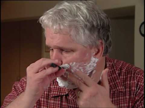 Shaving Techniques for the Blind