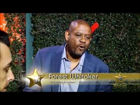Forest Whitaker On Mary J. Blige