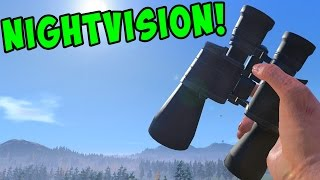 """""""Nightvision"""" - H1Z1: Just Survive  E2"""