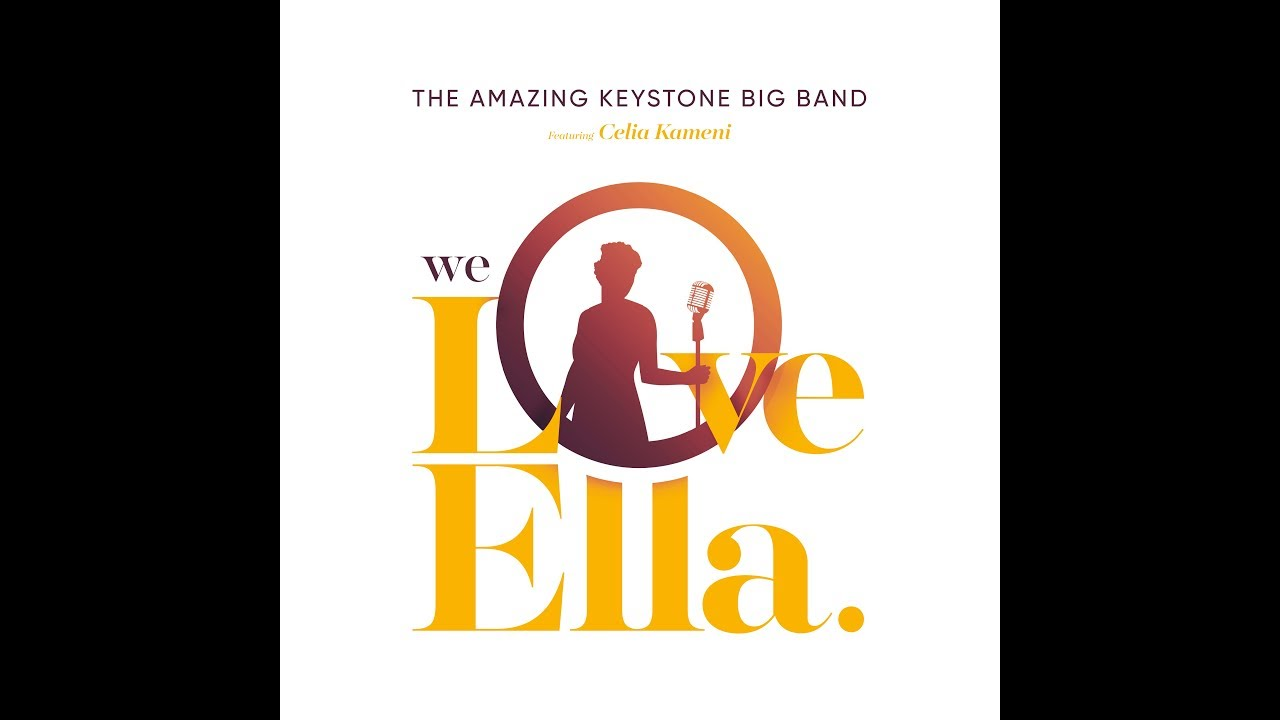 A Tisket A Tasket | The Amazing Keystone Big Band feat. Celia Kameni