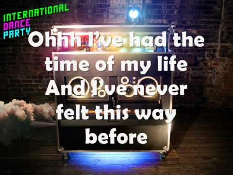 Black Eyed Peas - The Time W/ Lyrics HQ
