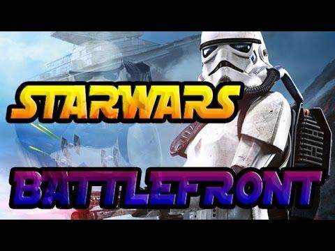 STAR  WARS BATTLEFRONT/ PS4