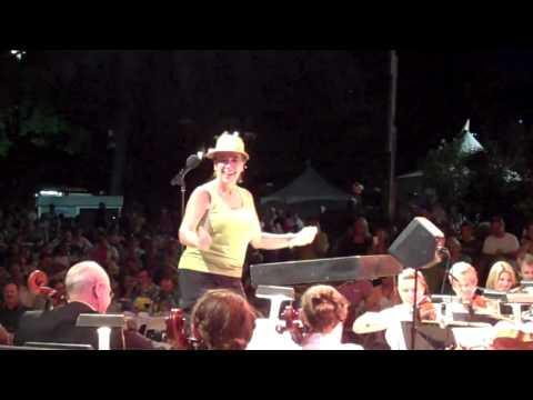 Conductor-in Training Laura Herring