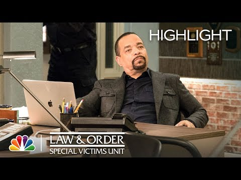 Law & Order: SVU - Share the Moment: Fin Has Benson's Back (Episode Highlight)