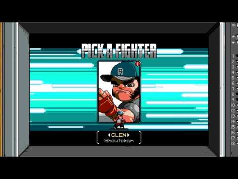 River City Ransom Underground - Wrath of the Ridiculous A.I. |
