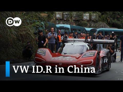 Auf zum nächsten Rekord - VW ID.R in China | Motor mobil