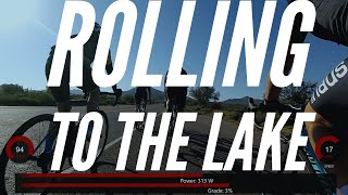 Saguaro Lake Usery Climb│Road Cycling VLOG #29