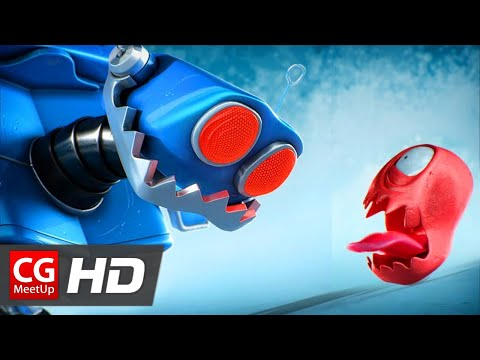 """CGI Animated Short Film """"SuperBot"""" by Trexel Animation   CGMeetup"""