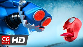 """CGI Animated Short Film """"SuperBot"""" by Trexel Animation 