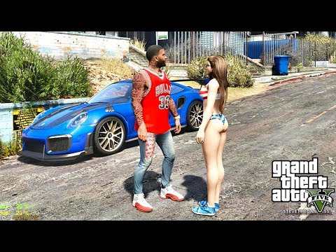 GTA 5 REAL LIFE MOD #282 (GTA 5 REAL LIFE MODS) ROAD TO 900K