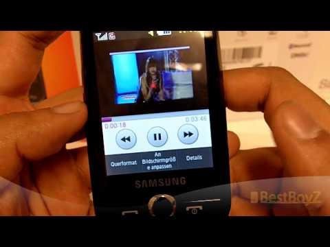 (HD) Review / Vorstellung: Samsung GT-S3650 Corby 2/2 | BestBoyZ