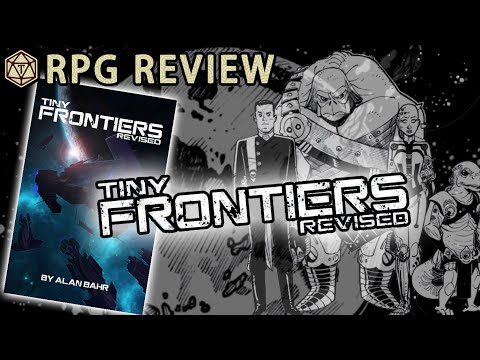 Tiny Frontiers throws