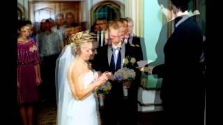 Свадьба в Туле Анастасии и Сергея.
