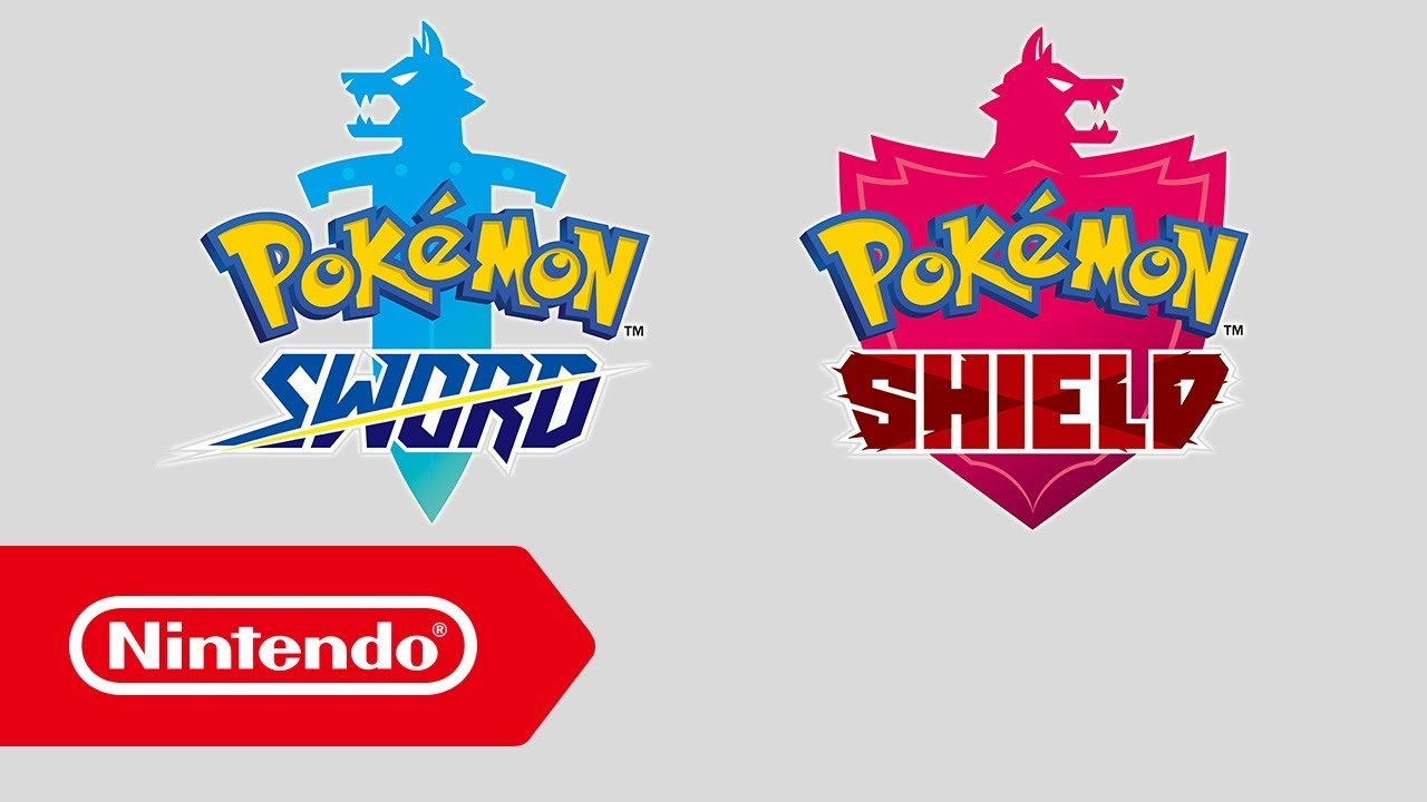 Pokémon Sword and Pokémon Shield coming in late 2019 (Nintendo Switch) - YouTube