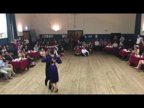 Adrian and Amanda Costa - Edinburgh Tango Society Oct 2016 - 1/4