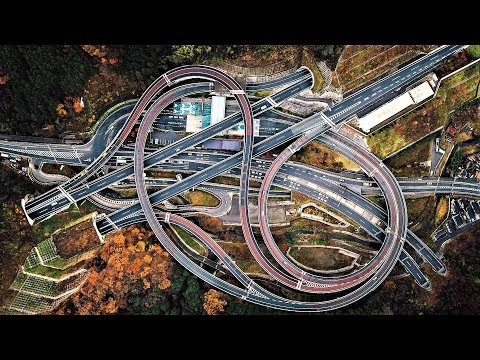 20 CRAZIEST Roads Humankind Has Ever Paved