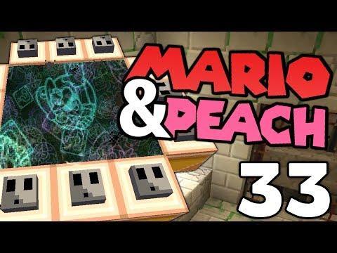MARIO ET PEACH EN VACANCES EPISODE 33 | ACTIVATION DE LA PORTE DE L'END !