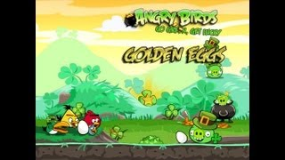 Angry Birds Seasons - Go Green, Get Lucky Golden Egg Walkthrough