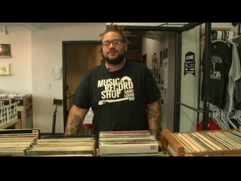 Music Record Shop ships vinyl all over the world