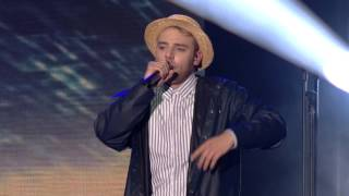 "Topgunn ""6 liter"" Live fra The Voice"