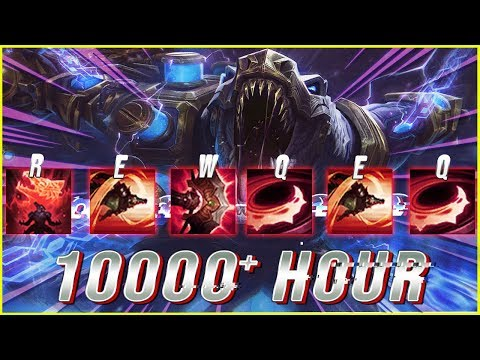What HYPE CARRY MONTAGE For 10000 HOURS RENEKTON Look Like!