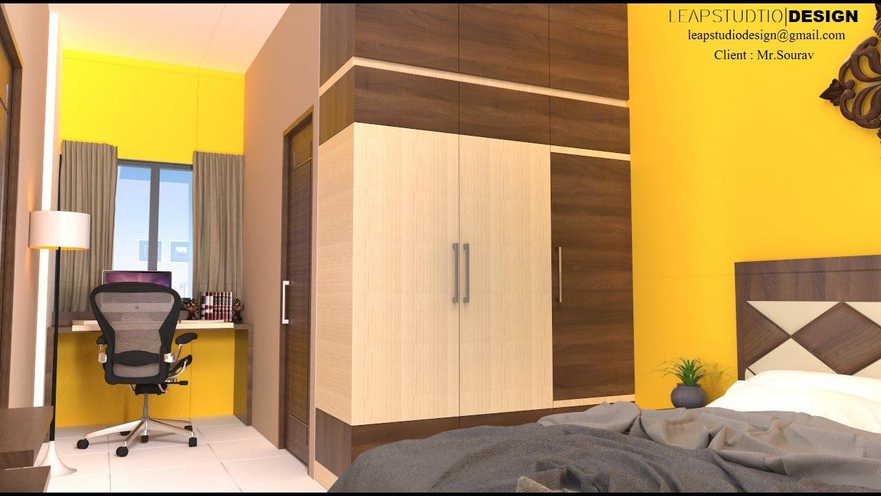ND Passion   Apartment Interiors, Bangalore LeapStudio DESIGN