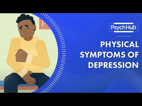 Physical Symptoms of Depression