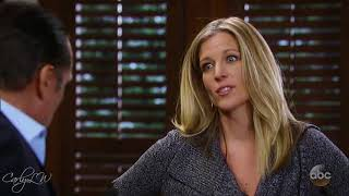 GH: Carly Scenes on 1/12/18 Part 1