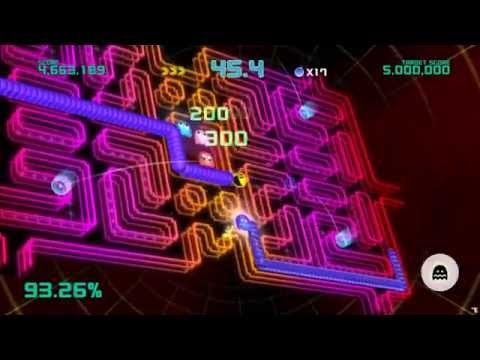 Pac-Man Championship Edition 2 - Adventure Mode (Area 6)