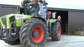 Krampe Hakenlift THL23 bei Thein in Luxemburg