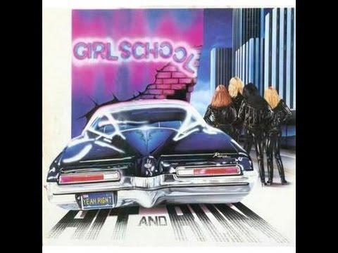 Girlschool - Hit and Run (Full Album)