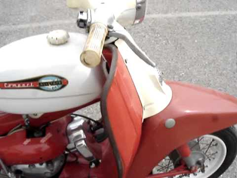 1965 Allstate Compact Puch DS60 Chetah