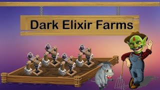 TH8 Dark Elixir Farming | 2K per raid!| Clash of Clans