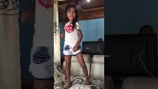 Shake It Timor Leste Little Girl