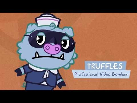 Happy Tree Friends Love-a-thon Related Keywords