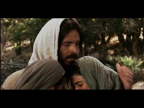 Lázaro es levantado de entre los muertos