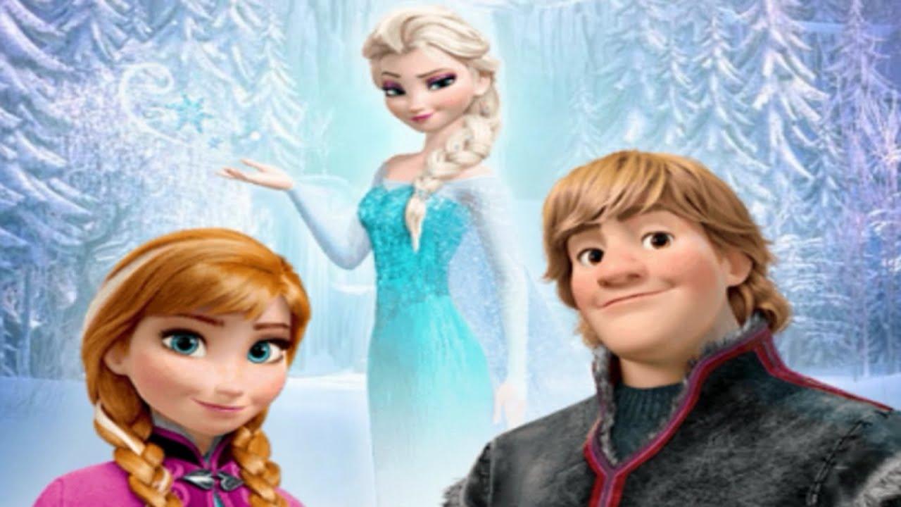 Disney Frozen Double Trouble Anna Kristoff Save Elsa