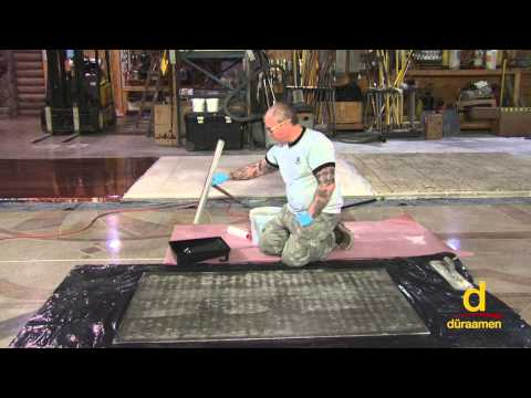 How to Install Self-Leveling Epoxy Coating System