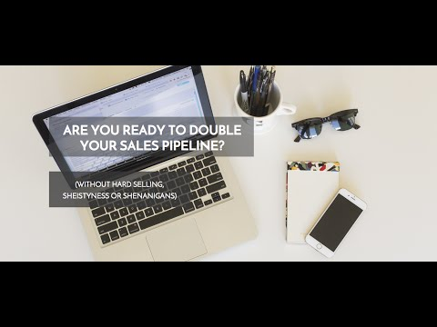 Sales Like Woah! - Sales Prospecting for Entrepreneurs