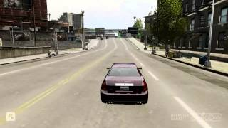 GTA IV - Police Pursuit - ENB Mod [PC] [HD]