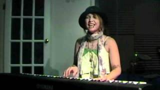 "Kat Lucas sings original song ""Green Monster"" (acoustic).m4v"