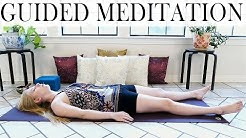 Guided Meditation For Deep Relaxation, Anxiety, Sleep or Depression – Beginners Yoga Meditation