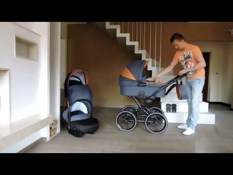 IMPERIAL ECO - Wózek dziecięcy , Baby Pram , Travel System , Kinderwagen , Elite Design Group
