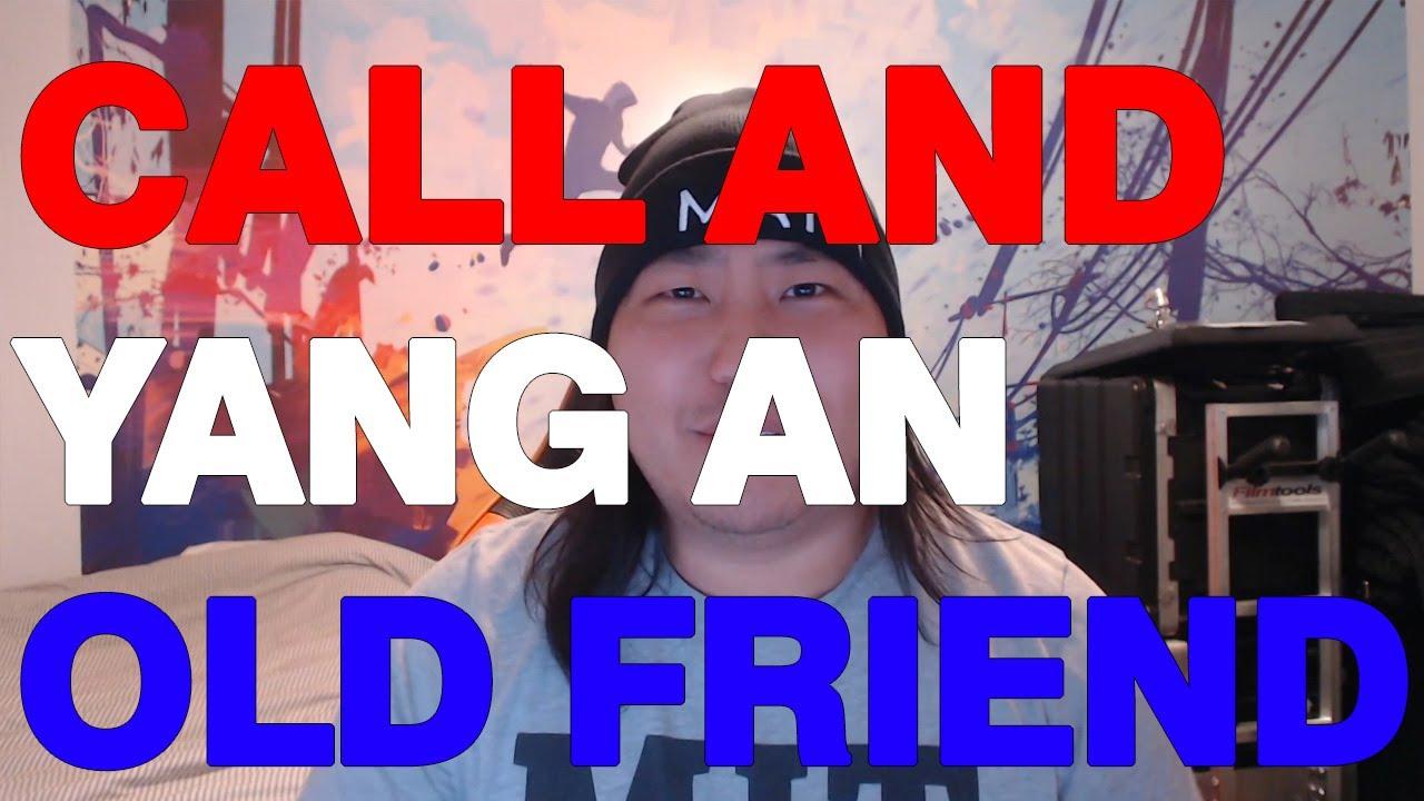 Yangn - Yang Daily 10 - Call And Yang An Old Friend - Youtube-1910