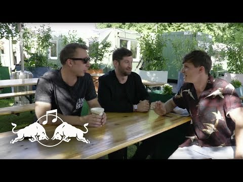 Odesza talks Band Origins and Lawless Shows  | Interviews from Roskilde
