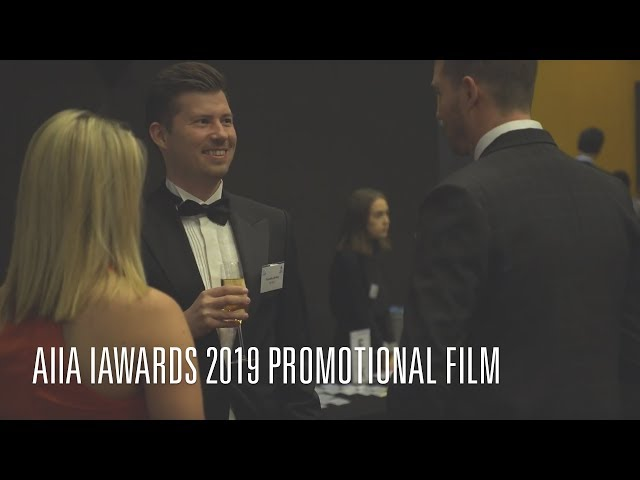 iAwards 2019 promotional film