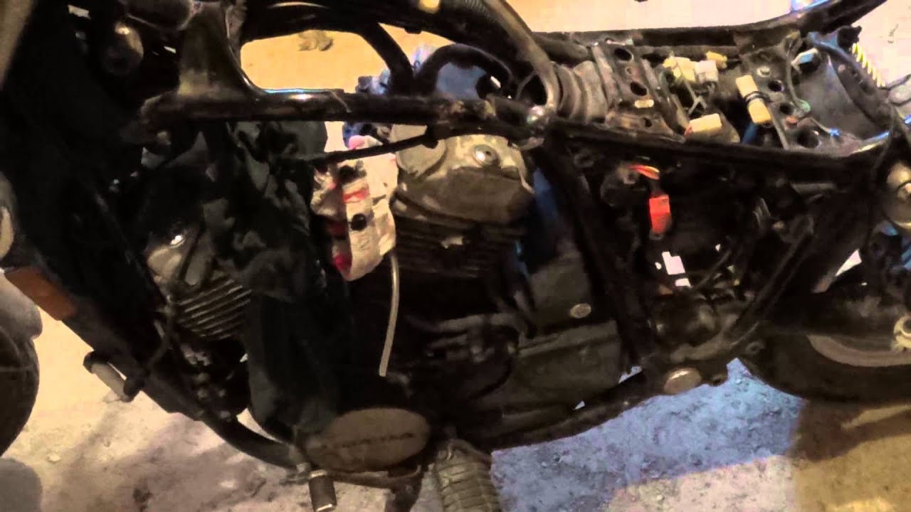 small resolution of honda shadow bobber build ep 3 plans wiring