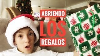 ABRIMOS LOS REGALOS | CENA DE NOCHEBUENA | BAILE FINAL | REGALOS BONITOS | Vlogmas